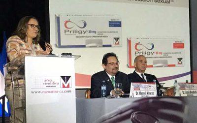La Dra.Puigvert en el V Congreso de Actualización en Atención Primaria