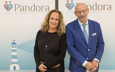 La Dra. ana Puigvert y el Proyecto Pandora